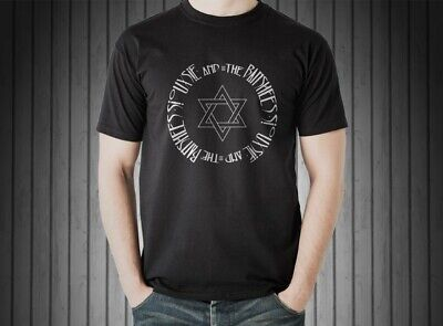 Siouxsie And The Banshees - Israel Logo Text T-Shirt (Punk, Clash, Pistols..) • 12.99£