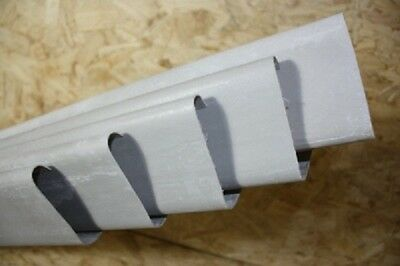FibreGlass Roofing Trims @£9.00 (Only Available When You Buy A  Roofing Kit) • 9£