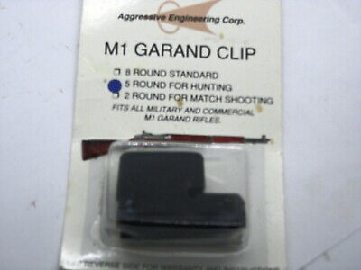 $7 • Buy M1 Garand Clip, 5 Round For Hunting, New, Usa