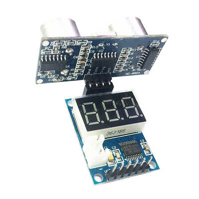 AU12.33 • Buy Ultrasonic Module HC-SR04 Distance Display Sensor Detection For
