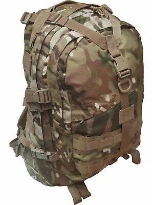 £53.03 • Buy Tactical Force Recon Multicam 35l Molle Army Backpack With #free 2l Bladder