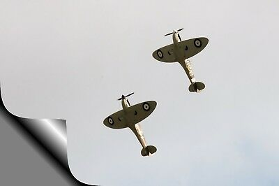 £12.50 • Buy WW2 RAF SPITFIRE  A3  Military Photo Picture Print