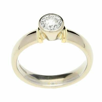 18ct White Gold 0.50ct Diamond Engagement Ring - 5.9g • 1,095£