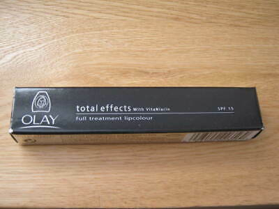 £3 • Buy Olay Total Effects Lipstick-vitaNiacin Spf15 Citrine 540 New Boxed
