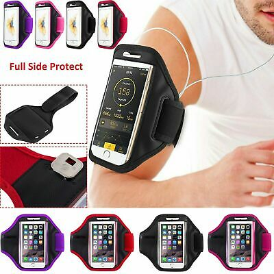 For Apple Gym Running Jogging Sports Armband Holder Various IPhone Mobile Phones • 2.99£