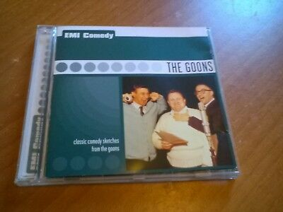 The Goons CD BBC Spike Milligan Peter Sellers Near Mint  Free UK Shipping • 3.99£