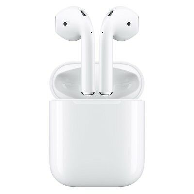 AU249 • Buy Brand New Apple AirPods 2nd Gen With Wireless Charging Case - Genuine Aus Stock