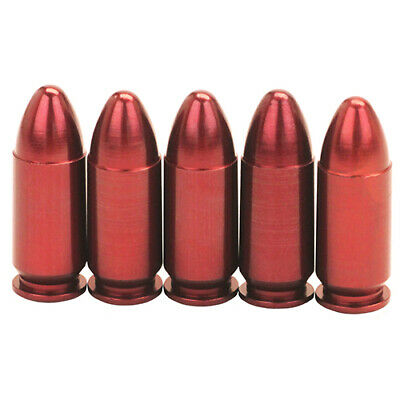 $ CDN25.41 • Buy 9mm Snap Caps / Dummy Rounds Pistol 5 Count From Azoom