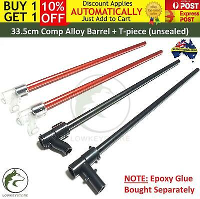 AU24.99 • Buy 33.5cm Comp Alloy Barrel + TPC Gel Blaster Gen 8 9 10 M4A1 SCAR V2, ACR Upgrade