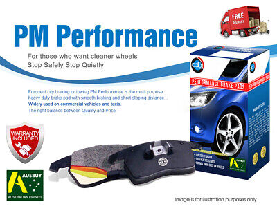 AU36 • Buy FOR NISSAN X-Trail T30 2000-2007 FRONT Disc Performance Brake Pads DB1333