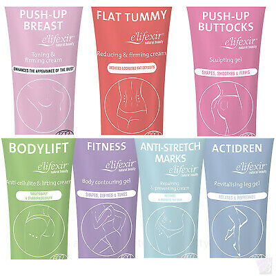 BODY CONTOURING Anti-cellulite Push-up Shaping And Firming Cream By Elifexir • 10.95£