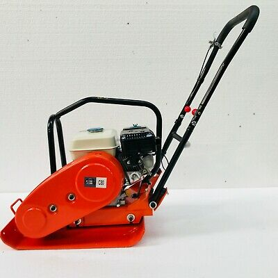 C80HC FULLY ASSEMBLED VIBRATING PLATE COMPACTOR WACKER PLATE WITH  6.5Hp ENGINE • 365£