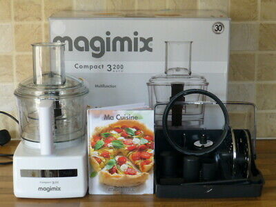 View Details Magimix Compact 3200 Food Processor, White RRP £169.95 - 18347 • 104.95£