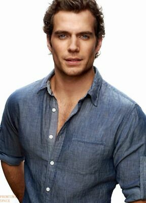 $ CDN26.51 • Buy HENRY CAVILL Hollywood Celebrity Posters TV Movie Poster 24 In By 36 In 7