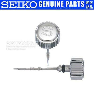 $ CDN76.29 • Buy Seiko Purist  S  Signed Watch Crown & Stem For SKX007 Case W/ NH35 NH36 Movement