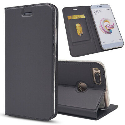AU6.35 • Buy Xiaomi Redmi Shockproof Case Luxury PU Leather Wallet Magnetic Flip Case Cover
