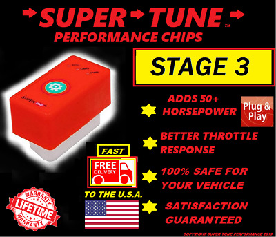 $68.95 • Buy Ford Focus Svt-st-zx5-lx-zx3-zts-se-sel-titanium-s Super Obd2 Performance Chip