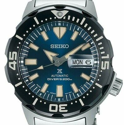 $ CDN687.68 • Buy 2019 New!! Seiko PROSPEX SBDY033 Monster Limited Model Scuba Divers Men's Watch