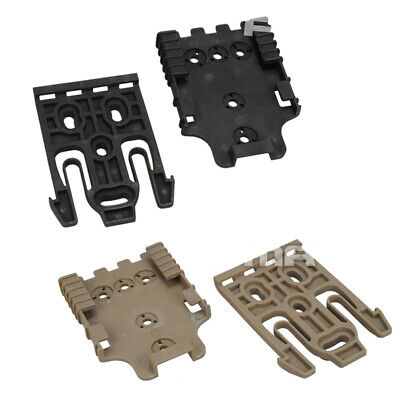 $ CDN13.94 • Buy FMA Tactical QLS Quick Locking System Kit Safariland Holster TB1042-BK/DE