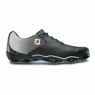 $99.99 • Buy New In Box Footjoy DNA Helix Men's Golf Shoes, Style #53318, Black And White