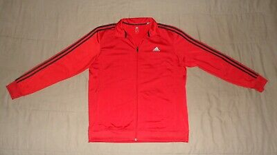 $ CDN50 • Buy Adidas Red Men's Size Large Track Jacket