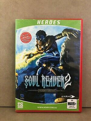 AU16 • Buy PC Game Soul Reaver 2, The Legends Of Kain Series