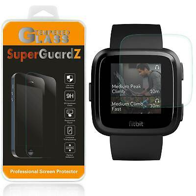 $ CDN10.04 • Buy SuperGuardZ Tempered Glass Screen Protector Guard For Fitbit Versa Lite Version