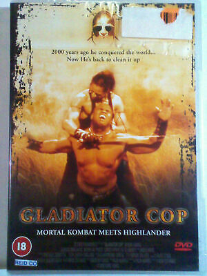 Gladiator Cop - Lorenzo Lamas / James Hong - DVD New • 6.99£