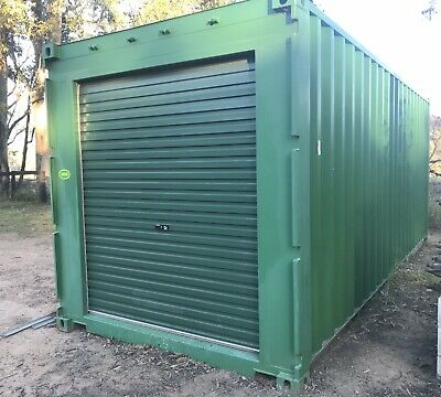 AU5500 • Buy 20ft Shipping Container
