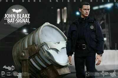 $ CDN379.99 • Buy John Blake With Bat-Signal - Hot Toys 1/6 Scale (MMS 274) Dark Knight