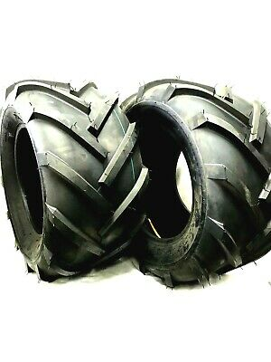 £152.19 • Buy 2 - 23x10.50-12 6P Lawn Tractor Tires Lug R-1 R1 AG 23x10.5-12 VERY WIDE