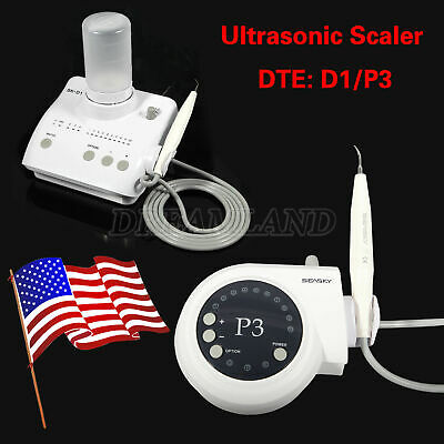 $179 • Buy Dental Ultrasonic Piezo Scaler Fit DTE SATELEC Tips Handpiece Teeth Cleaner D#