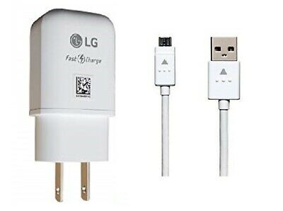 $ CDN12.49 • Buy LG OEM Fast Adapter,Micro,QC3.0 Car For LG Stylo 2/3/V10,G4,K20,K30,K40,ARISTO