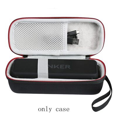 AU35.26 • Buy Portable Wireless Bluetooth EVA Speaker Case For Anker SoundCore 2 With Mesh …