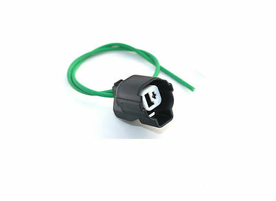 $5.99 • Buy VTEC Solenoid Plug Connector Wiring Harness Pigtail Honda Civic Prelude
