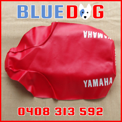 AU69.45 • Buy YAMAHA YZ80 K L N 1983 83 1984 84 1985 85 RED Seat Cover **Aust Stock** YP541