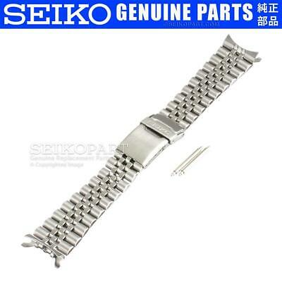 $ CDN63.01 • Buy Seiko Metal Watch Band For SKX007 SKX009 SKX173 Stainless Steel Jubilee Bracelet