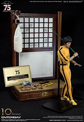 $1145 • Buy Enterbay 1/6 Bruce Lee 75th Anniversary Masterpiece Collectible Figure