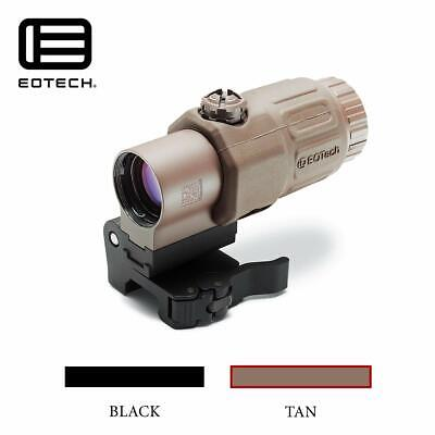 $489.99 • Buy EOTech G33.STS TAN 3 Power Magnifier With (STS) Switch To Side Mount New!