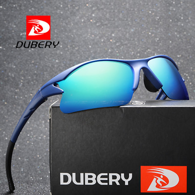 AU11.79 • Buy DUBERY Men Polarized Sport Sunglasses Outdoor Driving Fishing Cycling Glasses