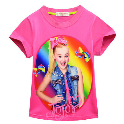 AU19 • Buy JoJo Siwa Kid's Unisex T Shirt AU Shop