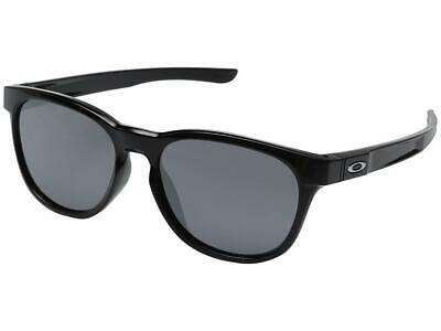 AU129 • Buy Oakley STRINGER Sunglasses Polished Black - Black Iridium Lenes 9315-03