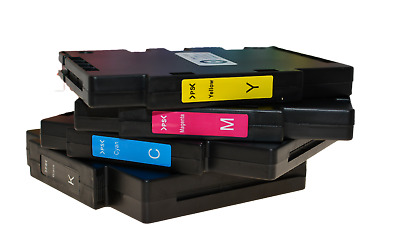 £64.95 • Buy Sublimation Cartridges For Ricoh SG3110 And SG7100