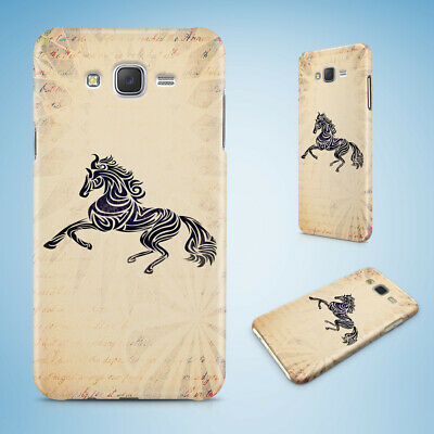 AU9.95 • Buy Samsung Galxy J Series Phone Case Back Cover|chinese New Year Of The Horse #1