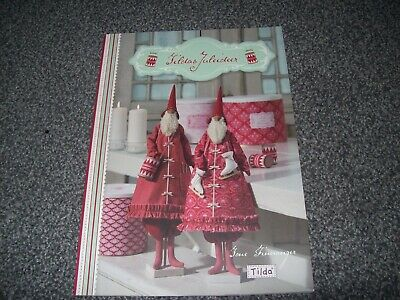 Tilda Lovely Christmas Crafting  Gifts Sewing Book,..never Used..project Book • 12.99£
