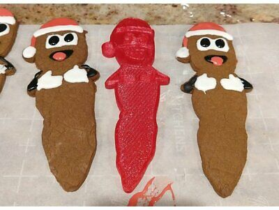 £4.99 • Buy Mr Hanky Christmas Poo Cookie Pastry Biscuit Cutter Icing Fondant South Park Fun