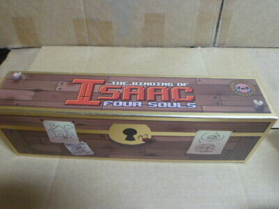 AU205.20 • Buy NEW The Binding Of Isaac Four Souls GOLD BOX Edition Kickstarter Exclusive Game