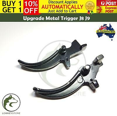 AU16.99 • Buy Metal Trigger Upgrade For Gel Ball Blaster Gen 8 9 M4A1 Accessories Toy Parts