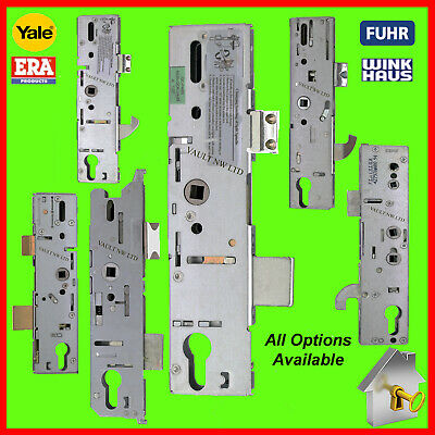 ERA YALE FUHR MACO PVC Door Lock Centre Cases Gearboxes UPVC Centre Case Gearbox • 47.11£