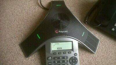 £90 • Buy Polycom IP5000 Conference Phone - Tested Working On Samsung IP Phone System